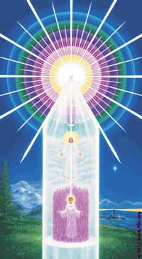 I AM Presence Chart of Your Divine Self
